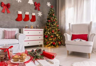 Come decorare casa per Natale